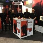 IDET fair 2019 Brno, Czech Republic - presentation team