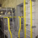 Composite ladders PREFALAD