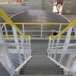 Composite staircase