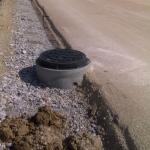 R1 Nitra - composite manhole cover DN 600 - D400