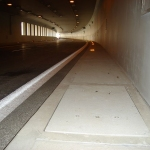 Tunnel Hlinky - composite load-bearing cover C250