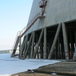 Dukovany nuclear power station - cooling tower