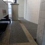 WWTP Beroun - composite railings PREFAGRID