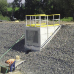 Retention reservoir