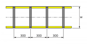 Recommended Connecting Beam Loads