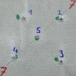 Test balistické desky vyvinuté a vyrobené v rámci projektu FV10506