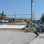 Brno, Vídeňský viadukt - kompozitní kabelové boxy
