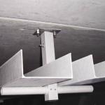 Závěsný kabelový systém - D8, Hraniční most