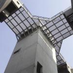 Celokompozitní konstrukce lávek - ČOV Budapešť