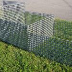 PREFAKOM - Komplet - kompozitní kompostér - liniová sestava
