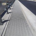 D6 - Nové Strašecí - Řevničov - zakrytí zrcadla mostu š. 1400 mm - skládané rošty PREFAPOR