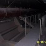 D8 Hraniční most - kompozitní revizní lávka