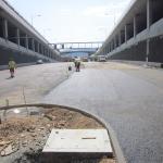 Tunely Dobrovského Brno - kompozitní poklop D400