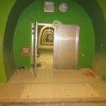 Tunely Dobrovského Brno - zdvojený kompozitní poklop C250