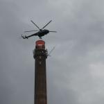 Vratislav - osazení kompozitního nástavce komína