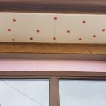 Kompozitní profily pro připevnění a zakrytí venkovních žaluzií