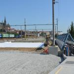 Brno, Vídeňský viadukt - osazení kompozitními kabelovými boxy