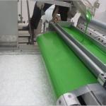 SMC - přikrytí vrstvy pryskyřice a vláken folií