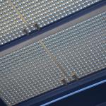 Most Valy - Mělice - detail uchycení kompozitních roštů k nosné konstrukci