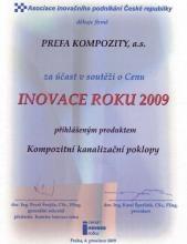 Inovace 2009-1