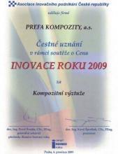 Inovace 2009-2