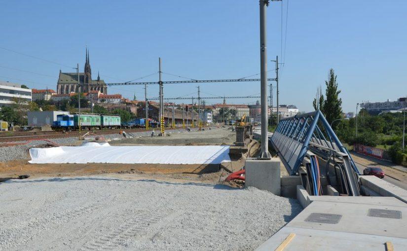 V Brně osazeno více než 1,5 km kompozitních kabelových boxů